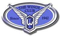 The Wings Club Logo